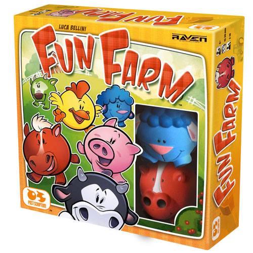 Portada de Fun Farm
