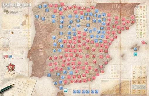 mapa de crusade and revolution
