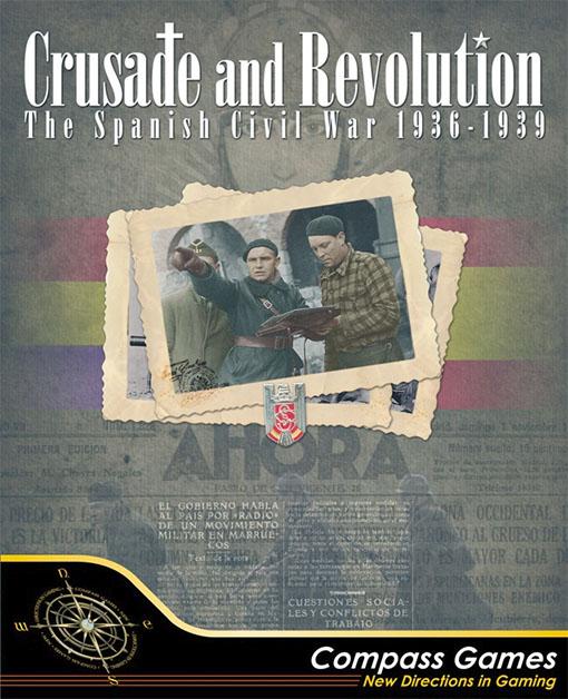 Portada de Crusade and revolution